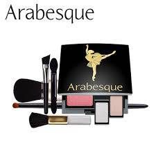 Arabesque make-up collection